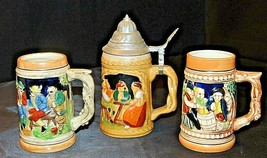 German Style Mugs/Stein AA20-7260 Vintage