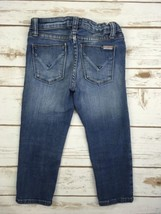 Hudson J EAN S Toddler Girls Skinny Stretch Blue Jean Size 4 - $20.00