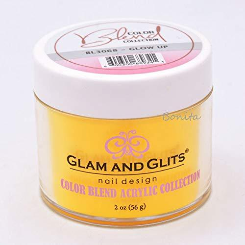 Primary image for Glam & Glits Dipping Powder Color Blend Collection BL3068 Glow Up 2 oz