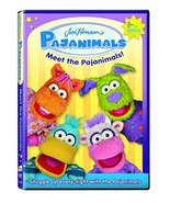 Pajanimals: Meet the Pajanimals [DVD] - $14.69
