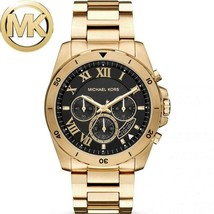 Michael Kors MK8481 Brecken 44MM Men's Chronograph Stainless Steel Watch - $183.15