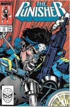 The Punisher Comic Book Volume 2 #13 Marvel Comics 1988 FINE+ - $2.50