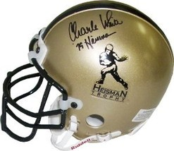 Charles White signed Gold Heisman Authentic Mini Helmet '79 Heisman - $47.95