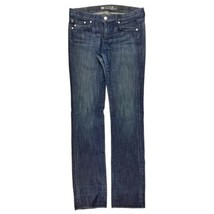 Rock & Republic Skinny Straight Jeans Size 28 Long Slight Stretch - $21.28