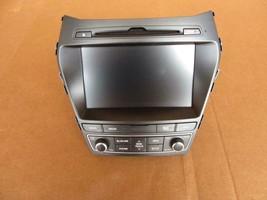 2016-2018 Hyundai Santa Fe Infinity GPS Navigation Sirius Radio 96560-B8511NN5 - $544.49