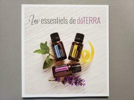Canada Do Terra Les Essentiels De Do Terra The Essentials Reference Oil Guide New! - $9.89