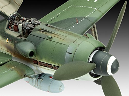 Revell Of Germany 1/48 Germany Air Force Focke-wulf Fw 190 D- 9 Plastic Model 03