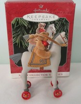 Hallmark A Pony For Christmas First in Series IOB 1998 Ornament - $20.00