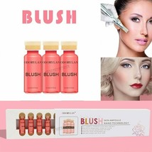 BB CREAM GLOW Ampoule bb blush Skin serum Natural Nude Concealer 5ML ant... - $32.98+