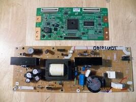 TOSHIBA 52RV535U POWER SUPPLY PE0563 + FHD60C4V0.5 TIMING CONTROL    A870 - $55.00