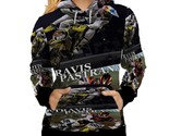 Mx riders travis pastrana   womens hoodie thumb155 crop