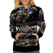 MX Riders Travis Pastrana   WOMENS HOODIE - $40.99+