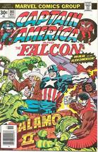 Captain America Comic Book #203, Marvel Comics 1976 VERY FINE- - $7.61