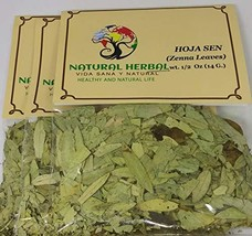 Hoja Sen Hierba/Tea 1/2 OZ 14 G