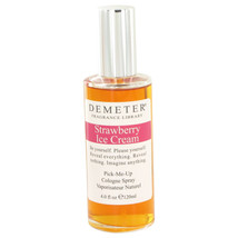 Demeter Strawberry Ice Cream by Demeter Cologne Spray 4 oz for Women #42... - $25.73