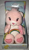 "Care Bears Baby 2002 Cheer Bear Talking 9"" Stuffed Plush Pink Teddy Bear... - $19.99"
