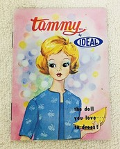 Vintage Tammy by Ideal Clothing Catalog 10 Pages Color Good Shape  - $18.32
