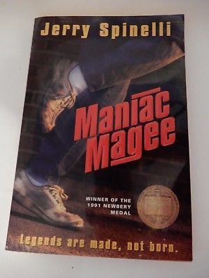 83 Best Maniac Magee images | Maniac magee, Magee, Novel studies | 400x300
