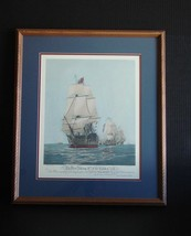 The First and Last Journey Of HMS Victory Etchings (2) by W.L.Wyllie & H... - $180.00