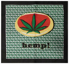 "Hemp! Marijuana Weed Cotton 22""x22"" Bandana - $6.88"