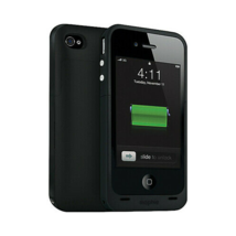 Mophie Juice Pack Plus Rechargeable Battery Case for iPhone 4 with Cable - $10.88