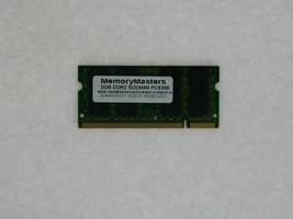 2GB DDR2-5300 Mémoire Pour Dell Latitude D530 D531 D620 D630 D631 D631N D820