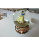 Disney  Snow White Dancing & 7 Dwarfs  Musical Snow Globe ,Waltz of the ... - $20.79