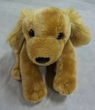 "Wishpets CHARLIE THE GOLDEN RETRIEVER DOG 8"" Plush STUFFED ANIMAL Toy NEW - $15.35"