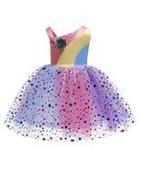 Sexy Ball Gown Wedding Flower Girls Dress Short Formal Kids Party Gowns ... - $25.44
