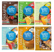 GO LIGHTLY*2.75+oz Bag SUGAR FREE Hard+Chew Candy SPLENDA Exp.10/20+*YOU... - $2.39