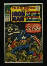 Tales of Suspense #86 VG 1967 Marvel Jack Kirby Comic Book - $13.85