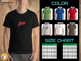 JDM Japan Diecast Design - Diecast Design T-Shirt - $22.00+