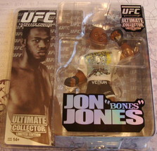 JON JONES LIMITED EDITION ROUND 5 ZUFFA ULTIMATE COLLECTOR ACTION FIGURE... - $52.02