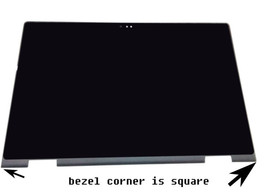"1920*1080 15.6"" LCD Display Touch Panel Screen Assembly & Frame For Dell P58F001 - $171.35"