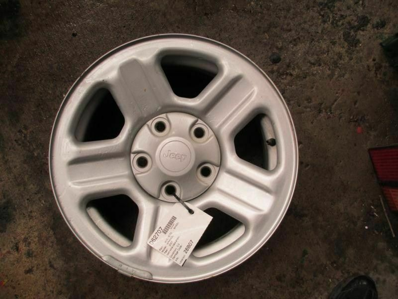 Wheel Rim Jeep Wrangler 2007 08 09 10 11 12 13 14 15 16 17 18 16x7 Steel - $48.51