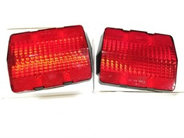 United Pacific F6403-2 Tail Light Lens Set 1964-1966 Ford Mustang  - $24.73