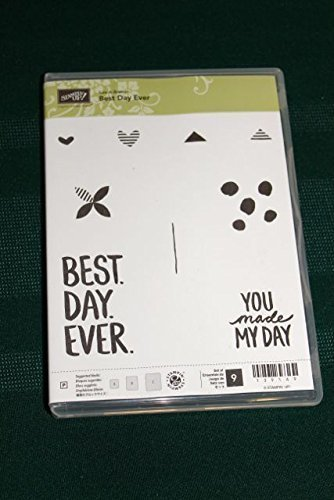 Primary image for RETIRED Stampin' Up! Best Day Ever supplier:stampinchick1977