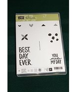 RETIRED Stampin' Up! Best Day Ever supplier:stampinchick1977 - $29.65