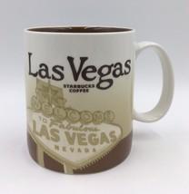 Starbucks Coffee Mug Welcome to Fabulous Las Vegas 2008 Icon Edition Series Cup - $18.99