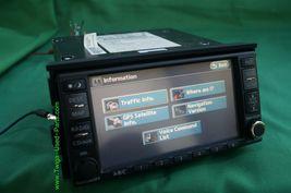 Nissan Altima GPS CD AUX NAVI Bose Stereo Radio Receiver Cd Player 25915-JA00B image 9