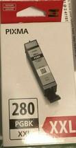 Canon 280XXL black ink PIXMA TR7520 TR8520 TS9520 TS8120 TS8220 printer ... - $49.45