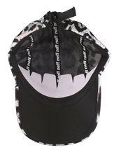 Neff Headwear White Leopard Print Strapback 5-Panel Baseball Hat Cap F13014 NW image 7