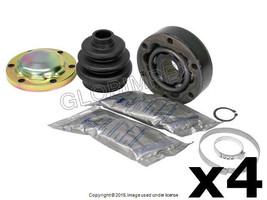 Porsche 911 '85-'93 Rear L & R Inner & Outer Axle Joint Kit w/Boot Set Of 4 Gkn - $303.00