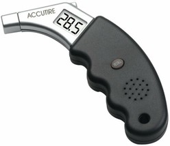 Accurate LCD Display Grip Digital Tire Pressure Gauge 5 to 99 PSI Auto S... - $30.84