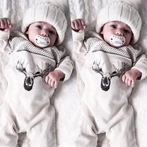 Newborn Infant Kids Baby Boys Romper Bodysuit Jumpsuit Playsuit Clothes ... - $17.50