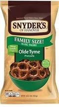 Snyder's of Hanover Olde Tyme Pretzel, 16 oz - $15.80