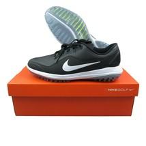 Nike Lunar Control Vapor 2 Mens Golf Shoes Size 12 Black White 899633 002 - $108.85