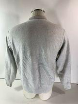 Vintage Champion Reverse Weave Clemson Tigers Crewneck Sweatshirt Heather Gray M image 6