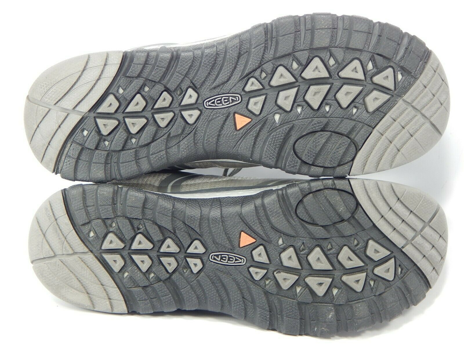 Keen Terradora Low Top Size 7.5 M (B) EU 38 Women's WP Hiking Shoes Grey 1016505