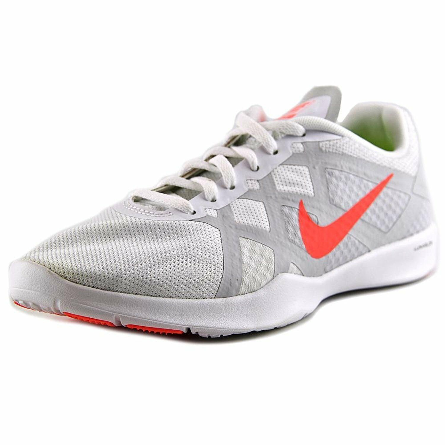 Women's Nike Lunar Lux TR Training Shoes, 749183 102 Sizes 6-10 White/Bright Man